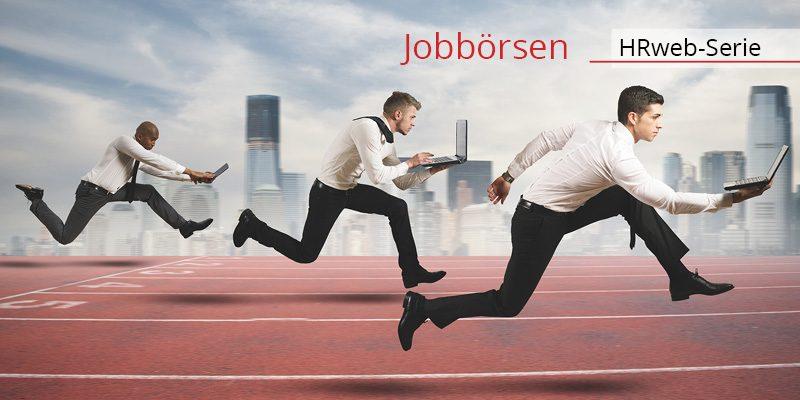 Jobbörsen Österreich, Stelleninserat Vorlage, 400x800