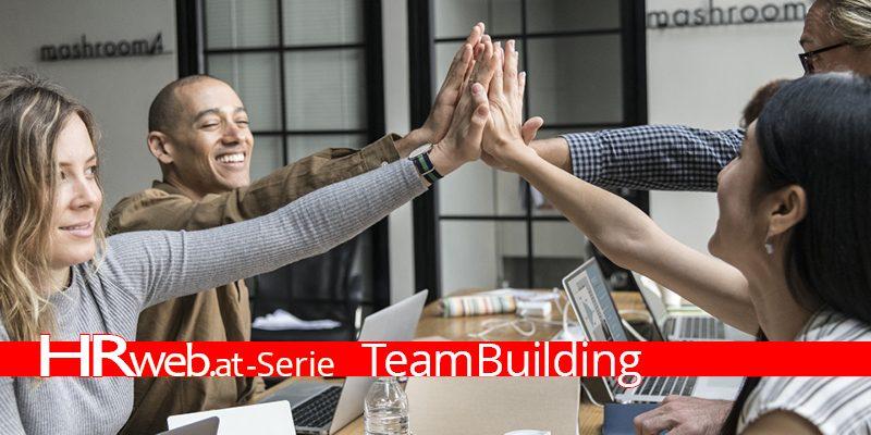 Teamarbeit, New Work, Mitarbeiter