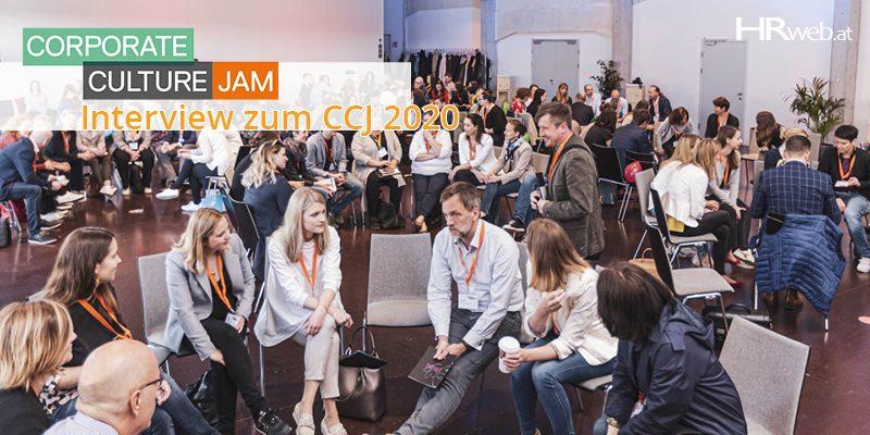 Corporate Culture Jam, CCJ 2020