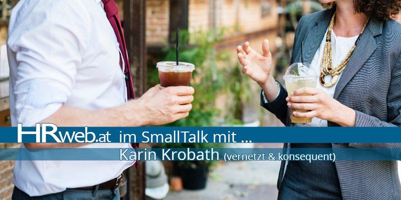 Smalltalk, Karin Krobath, identifire